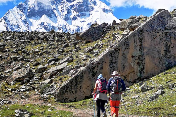 Trekking in Cusco through Ausangate, Rainbow Mountain and Qeswachaka
