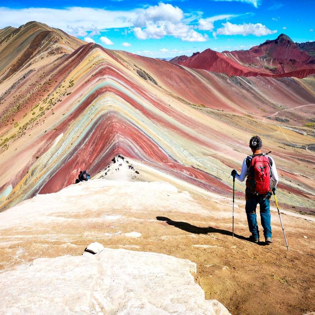 Tęczowa Vinicunca Peru