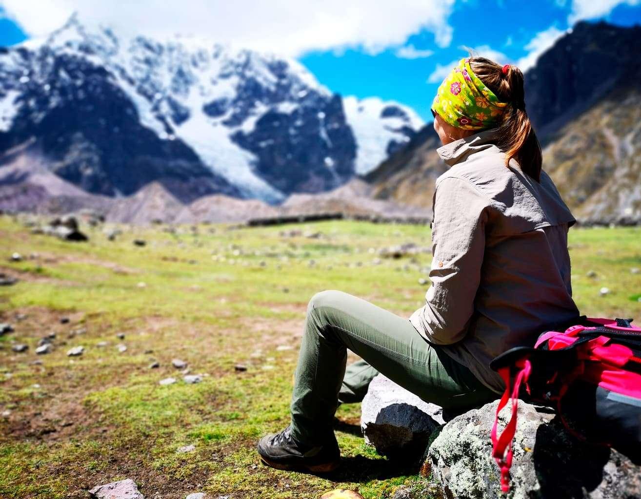 Wędrówki górskie po Andach w Cusco