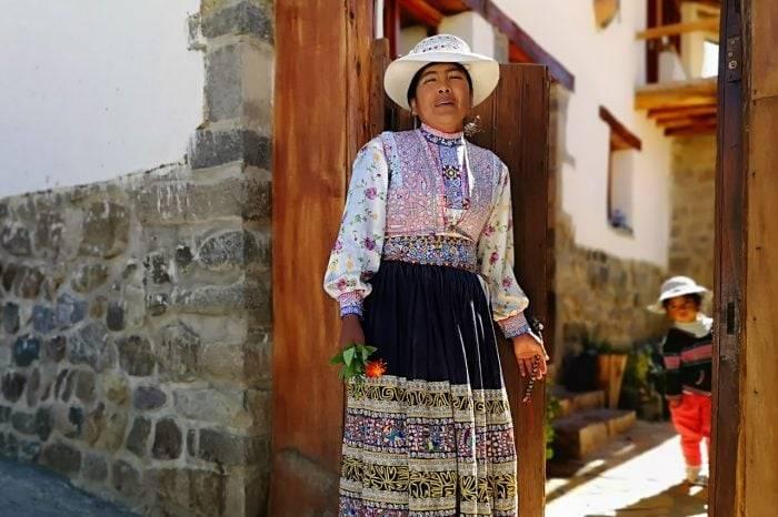 Kanion Colca i folklor doliny Colca z Coporaque na czele