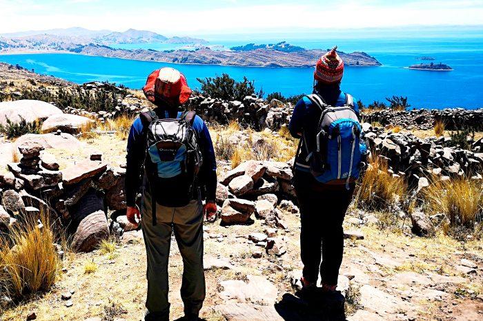 Jezioro Titicaca, Tęczowe Góry i Qeswachaka w 3 dni. Tramping