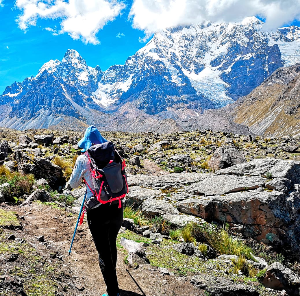 Ausangate trekking w jeden dzień. w Cusco