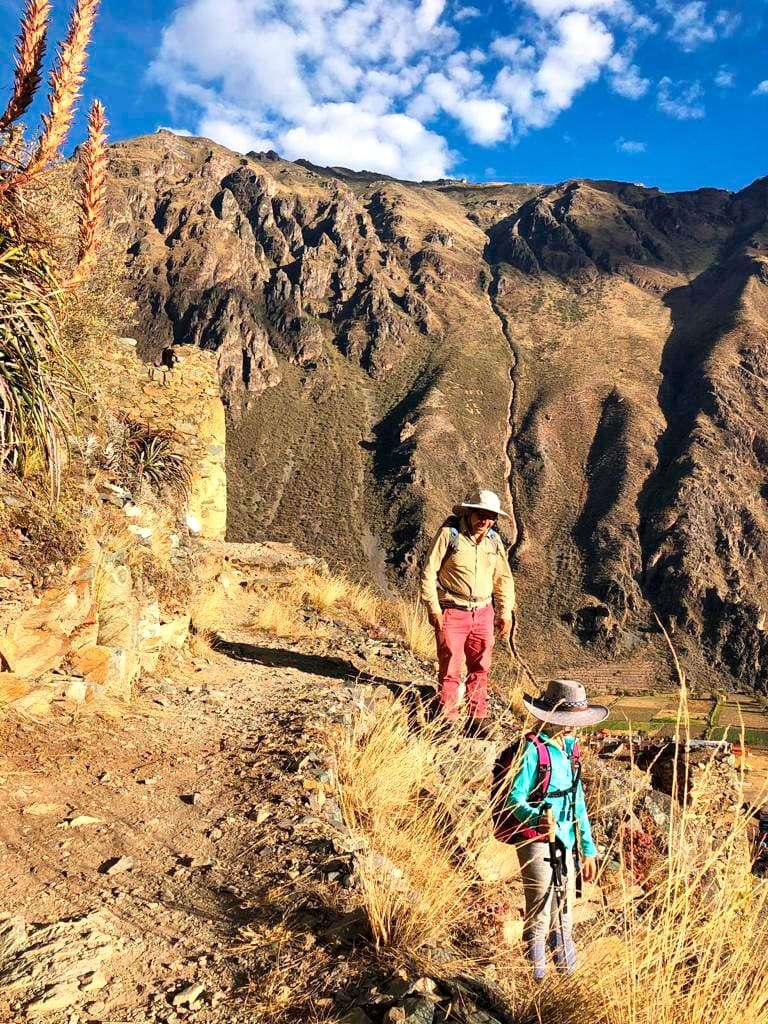 Wycieczki rodzinne po Peru