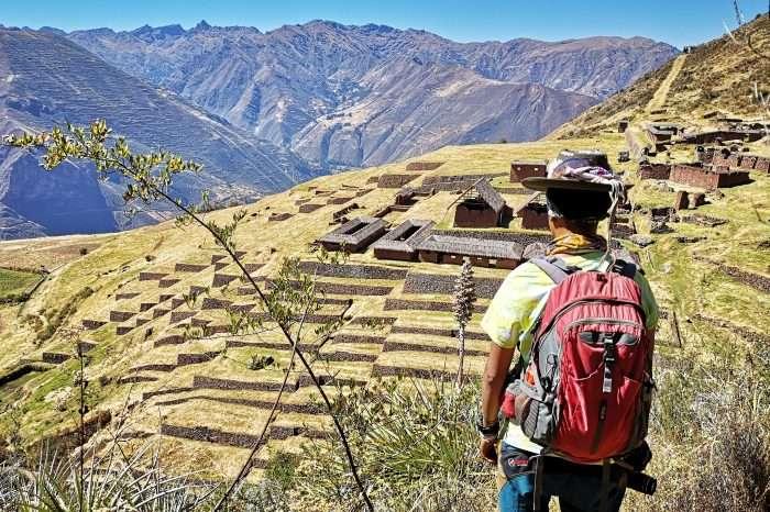 Duo przez inkaskie szlaki, czyli ruiny w Huchuy Qosqo oraz w Pisac