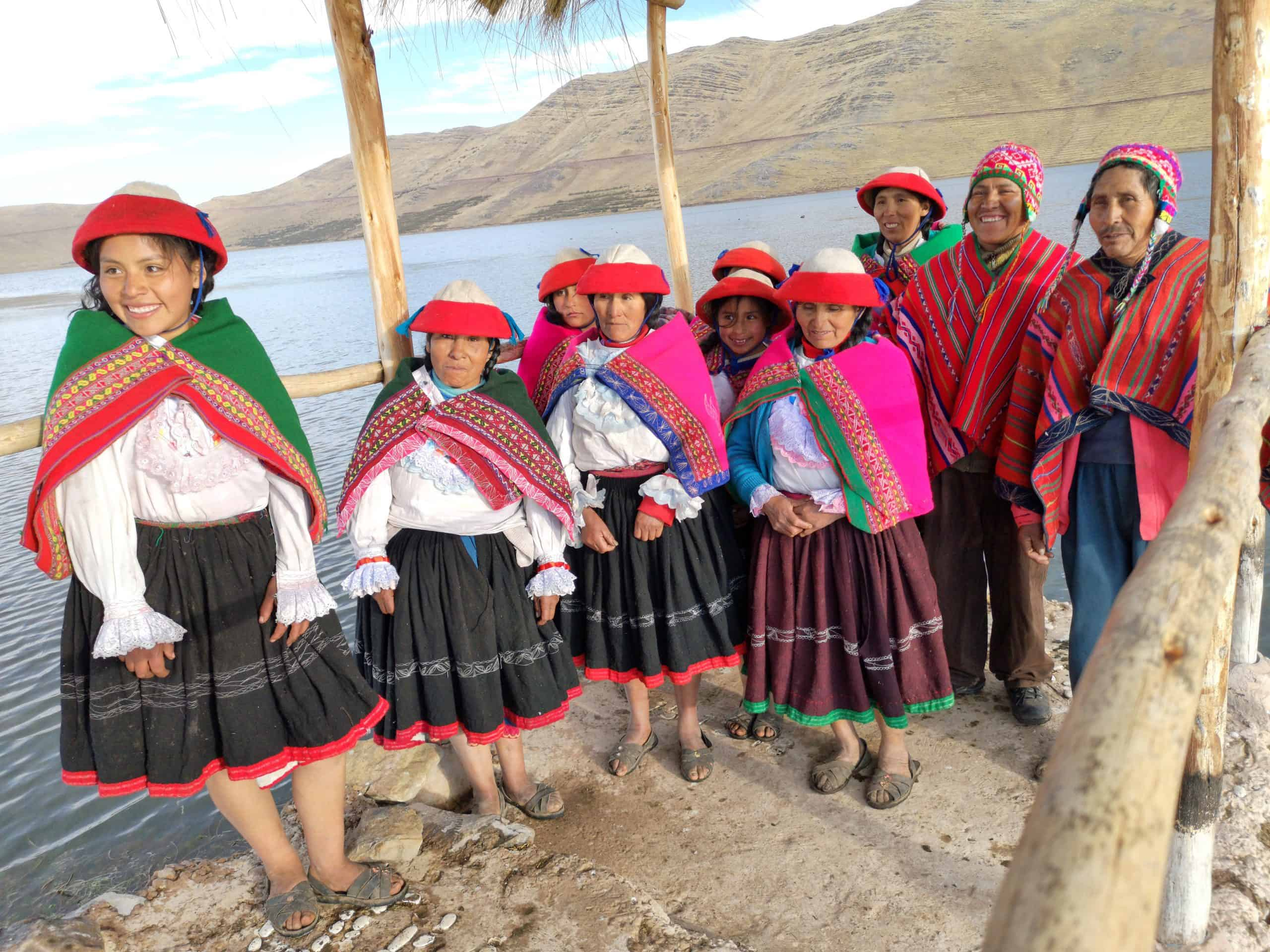 Szlaki Inków w Cuscoi nocleg w andyjskiej społeczności