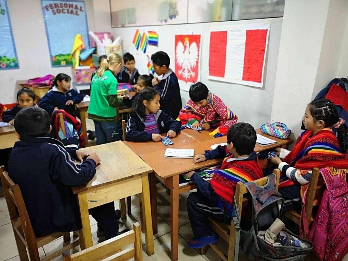 Egzotyczne podróże z dziećmi po Peru