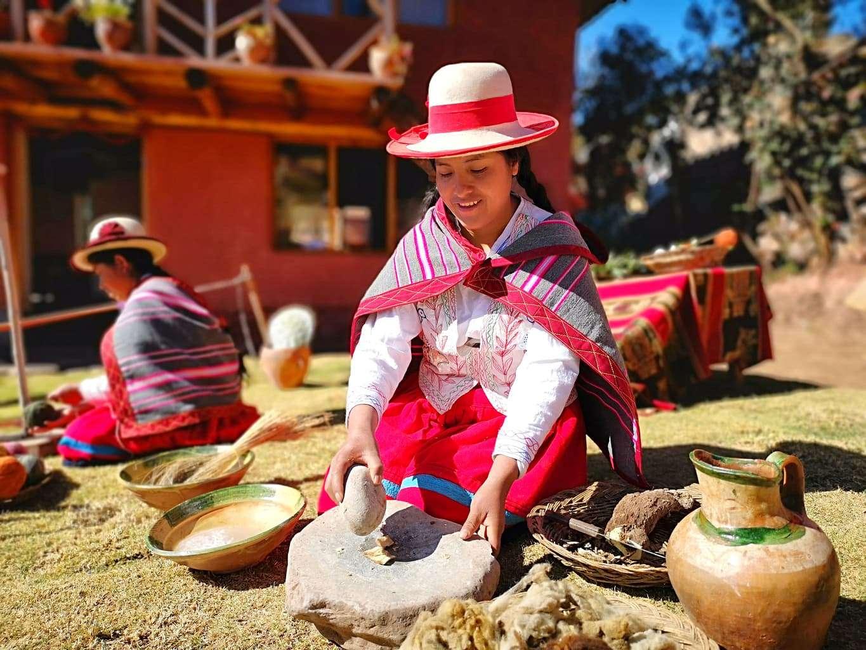 Misminay w regionie Cusco