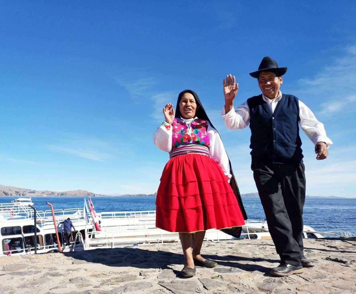Magia Andów w Peru poczuj ja z nami!