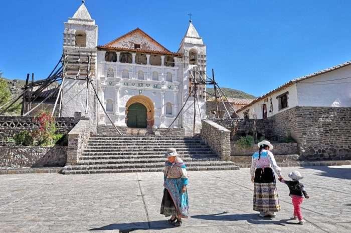 Pielgrzymki do Peru, z folklorem, piękną kulturą i krajobrazami w tle