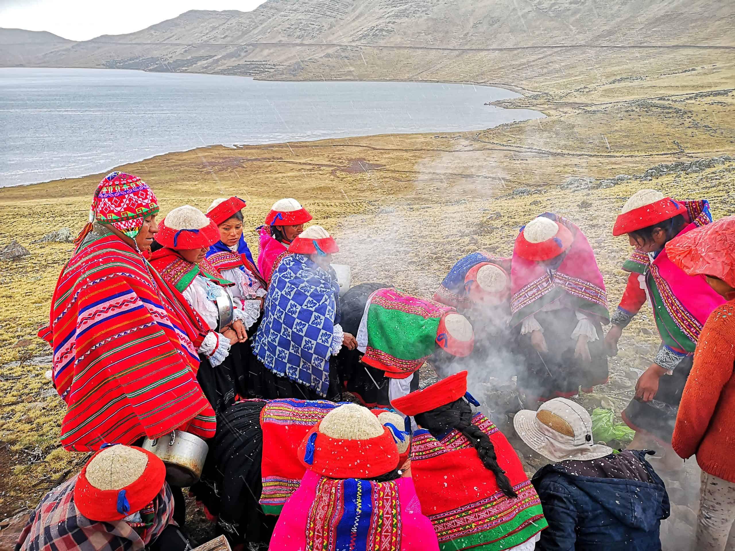 Poznaj zapachy i smaki Peru z polskim biurem podróży w Cusco