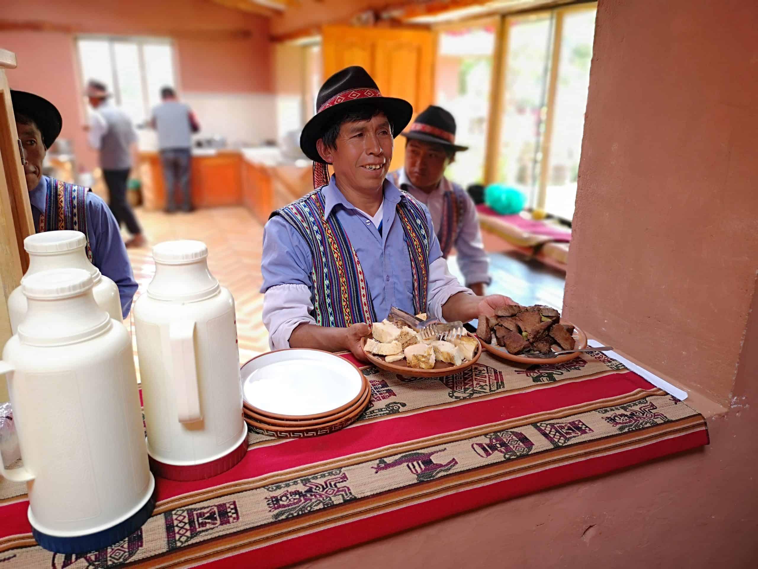 Poznaj zapachy i smaki Peru z andyjskimi widokami, inkaskimi ruinami i Machu Picchu