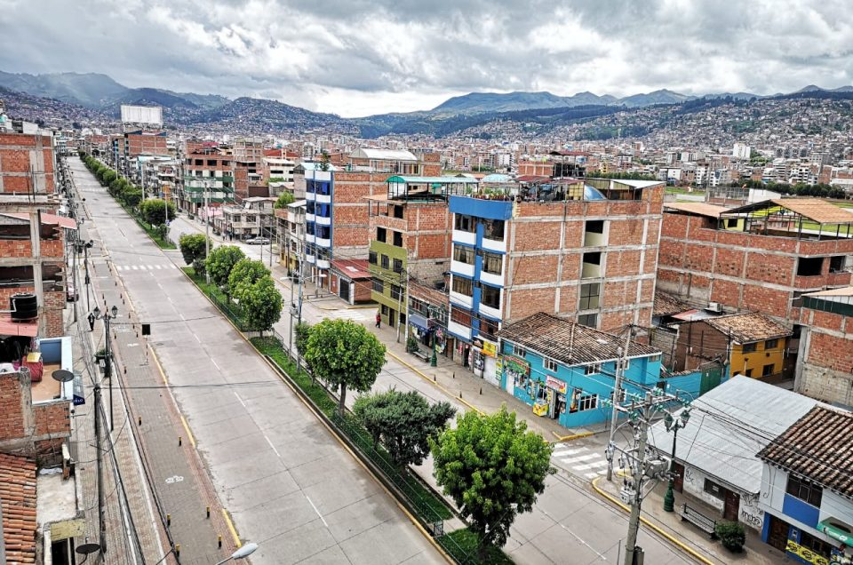 Koronawirus jest wśród nas i co dalej? Prosto z Peru, gdzie trwa stan wyjątkowy.