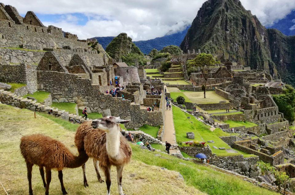 Ciekawostki o Machu Picchu w Peru