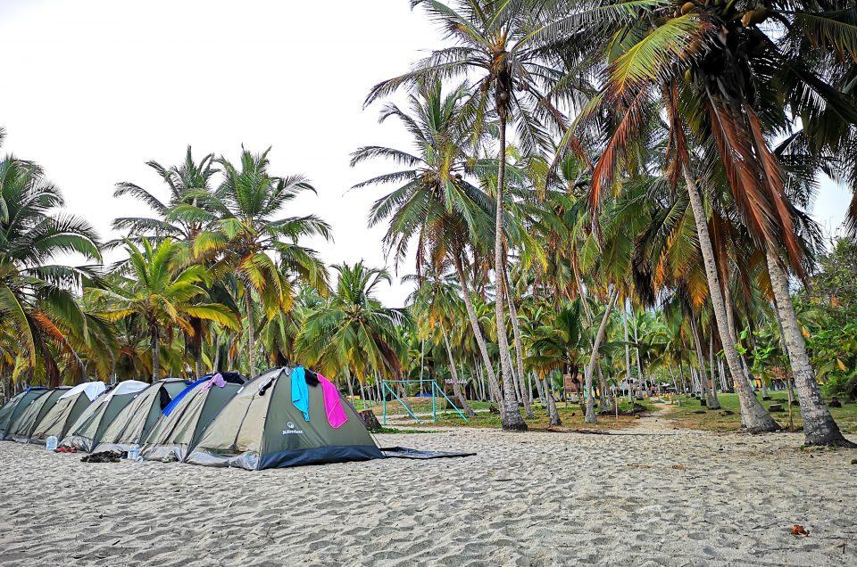Wyprawa do Kolumbii i nocleg w Parku Tayrona