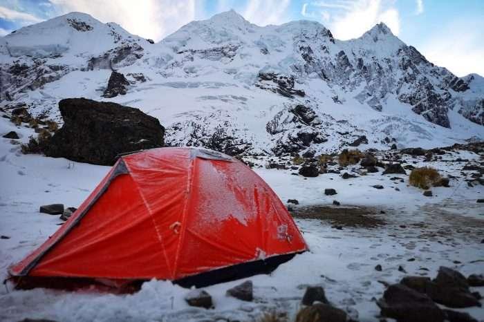 Ausangate 7 jezior trekking w Andach. Tramping