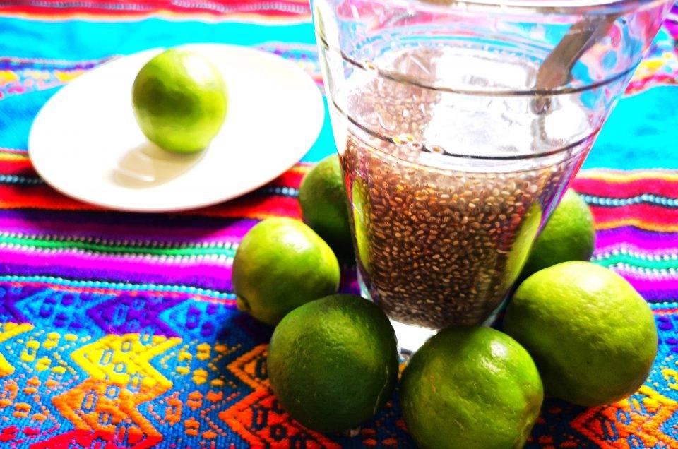 Chia, czyli szałwia hiszpańska, jako super jedzenie Azteków i Majów